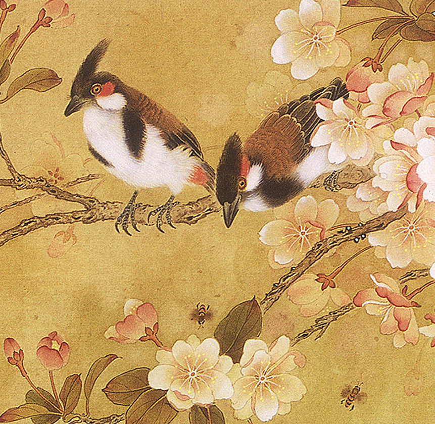 Canvas Wall Art Asian Wall Decor Feng Shui Painting Chinese Painting