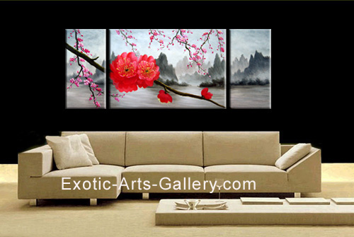 Cherry-Blossom-Painting