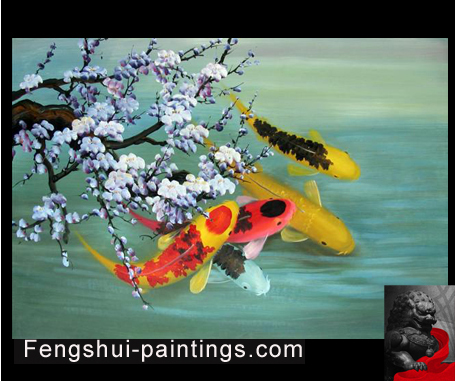 Feng Shui Money Paintings