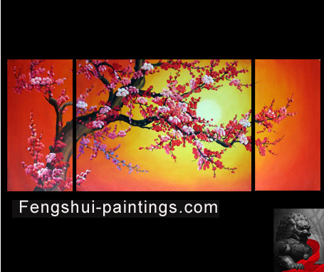 Cherry-Blossom-Paintings