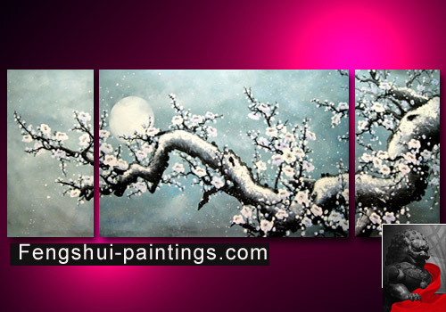 Japanese-Cherry-Blossom-Painting