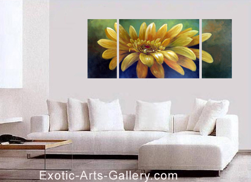 sunflower-painting