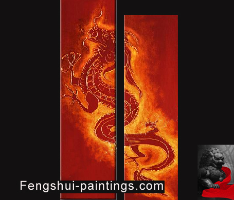 feng shui dragon painting chinese painting dragon chinese feng shui dragon