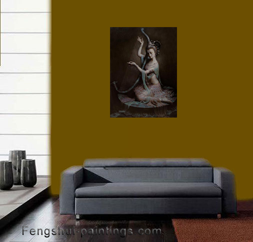 Chinese-feng-shui-painting
