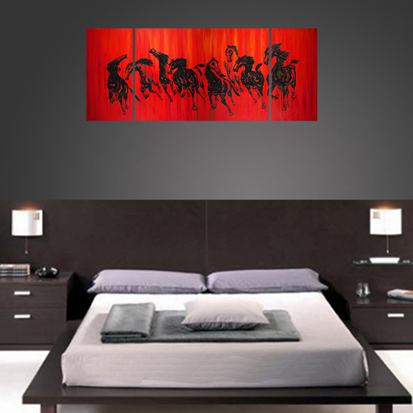 Horse Painting, Chinese Horse Painting, Feng Shui Painting