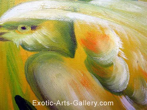 chinese-crane-painting