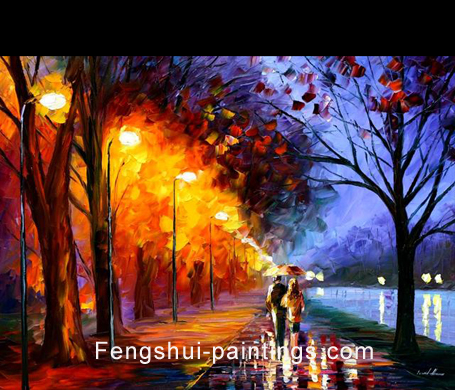 Feng-Shui-Painting